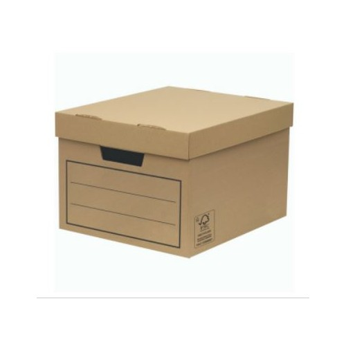 CBS Archive Storage Box  Pk10
