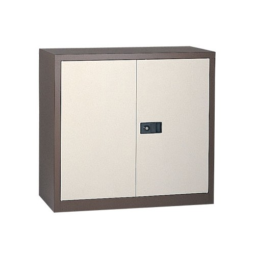 Bisley 40 inch  2 Door Contract Steel Cupboard