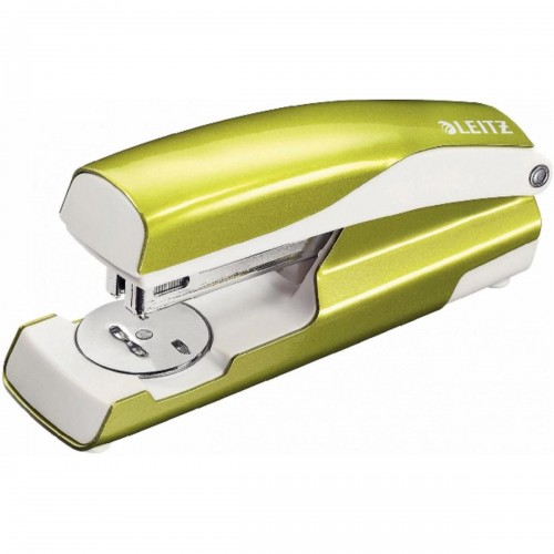 Leitz WOW Metallic Green Stapler