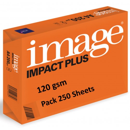 Impact White Premium 120gsm  Pack 250 Sheets