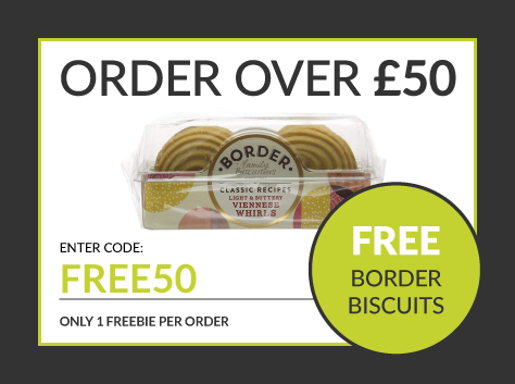 Free Border Biscuits
