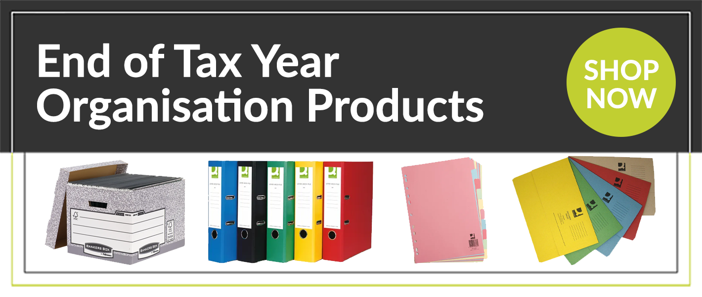 End of Tax Year Organisation Products