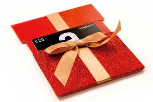 20 Amazon Gift Card