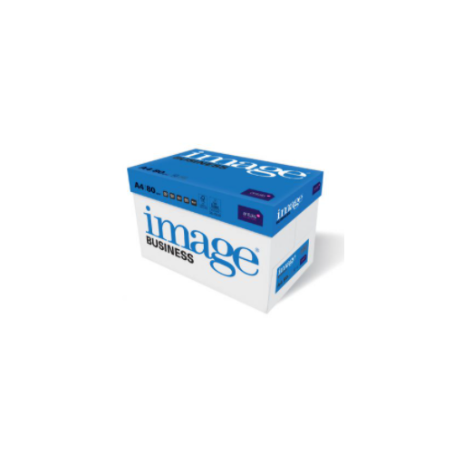 box of 5 reams Image Business A4 80gsm 62662
