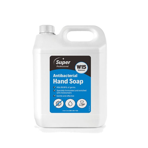 5 Litre Drum Of Anti-Bacterial Soap   Fully Approved PCS 99635