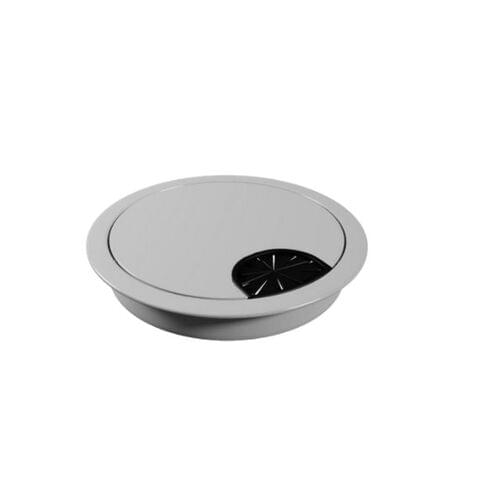 Aluminum Portal- Matt Chrome