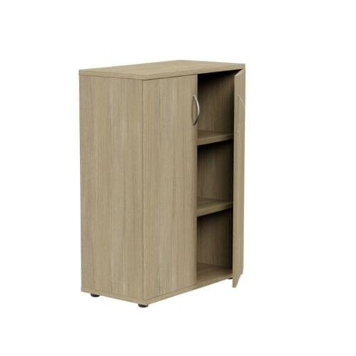 Kito Closed Storage 1130mm - 3 Level Urban Oak