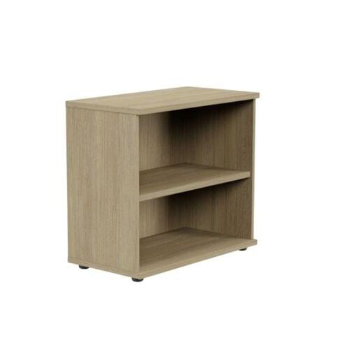 Kito Closed Storage 725mm - 1 + 3/4 Level (Desk High) - Urban Oak