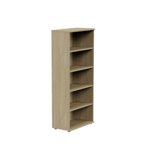 Kito Open Storage 1850mm - 5 Level Urban Oak