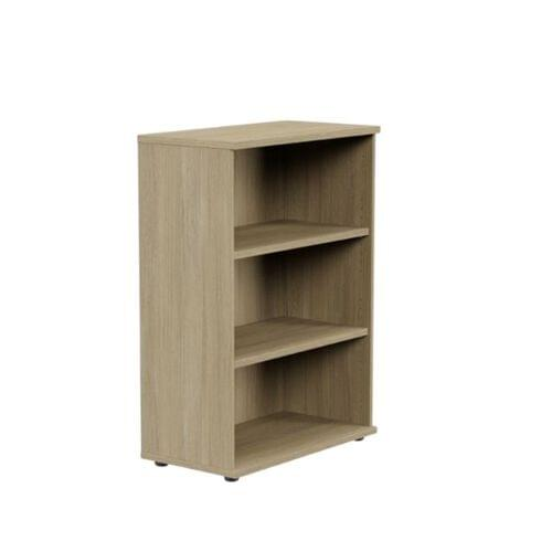 Kito Open Storage 1130mm - 3 Level Urban Oak