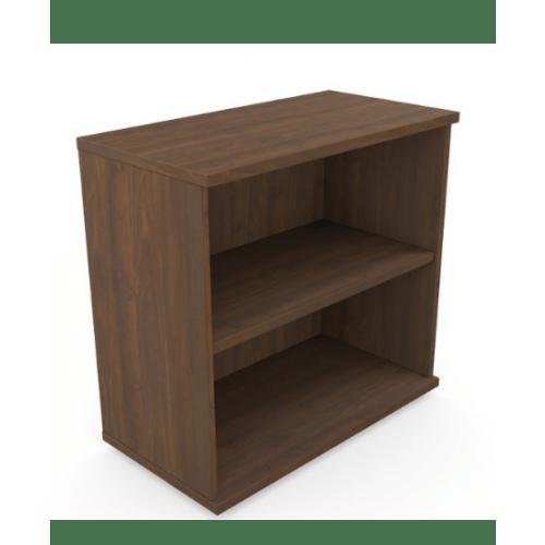 Kito Bookcase 770h x 800w - Dark Walnut