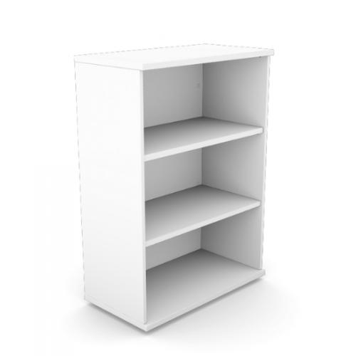 Kito Open Storage 1130mm - 3 Level White