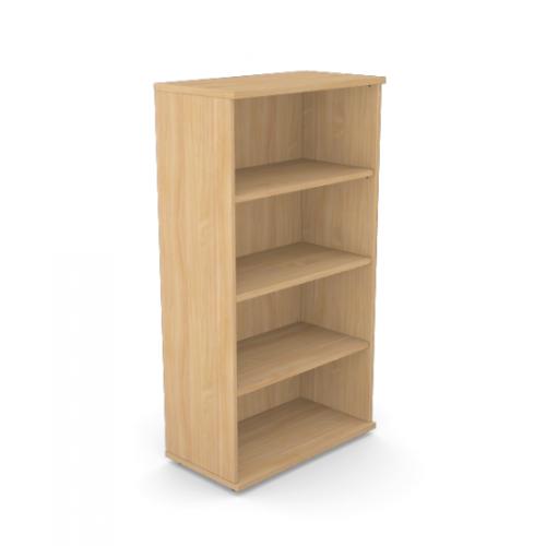 Kito Open Storage 1490mm - 4 Level Beech