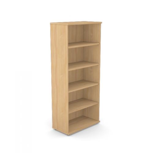 Kito Open Storage 1850mm - 5 Level Beech