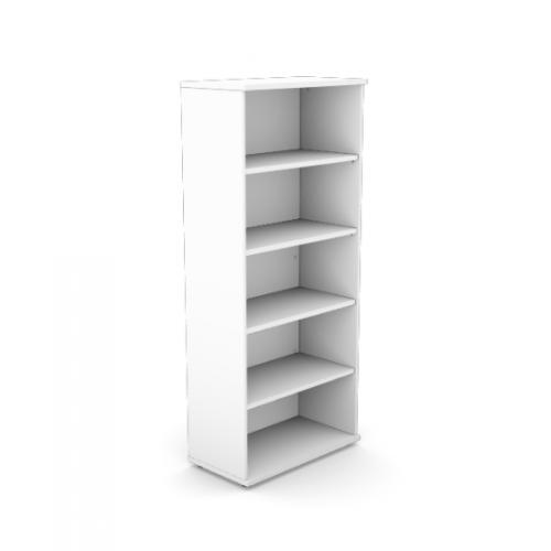 Kito Open Storage 1850mm - 5 Level White