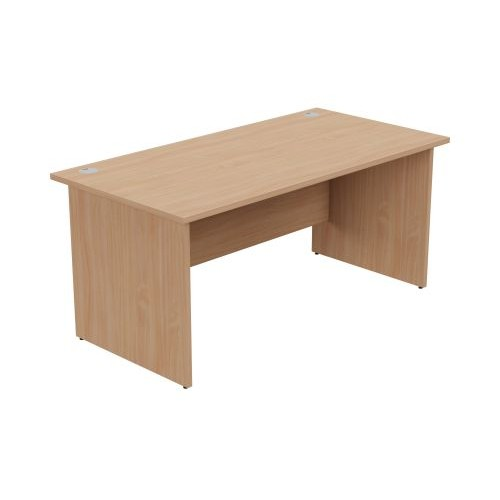 Ashford Panel Leg Straight Desk