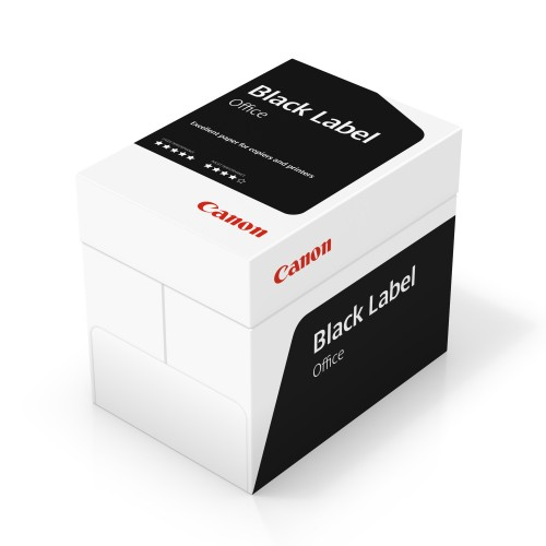 A4 Black Label Office 75gsm (Pack of 500)