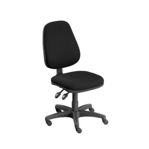 O.X Series H/Back Operator Chair - Best Black Fabric