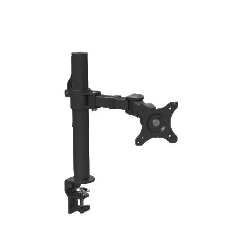Stealth Desktop Monitor Arm DLB111 Single - Black