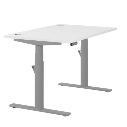 Leap Sit-Stand Desk White 1200x800mm