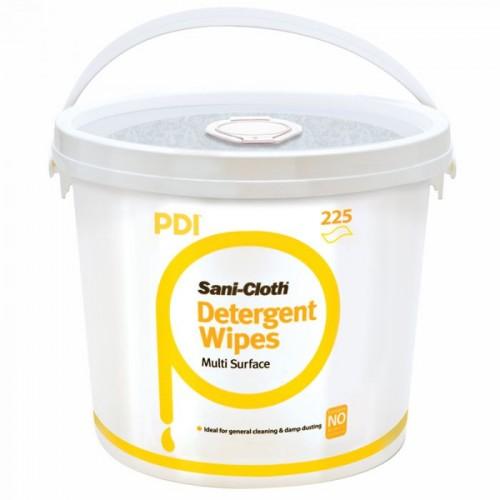 Sanicloth Detergent Bucket (225 wipes)