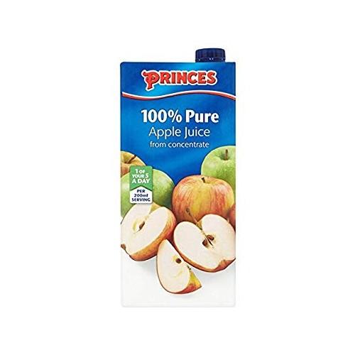 Pure Apple Juice 12 x 1L Resealable