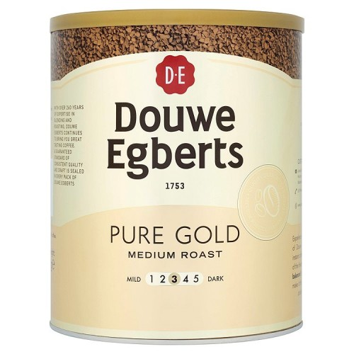 Douwe Egberts Pure Gold 750g x 6