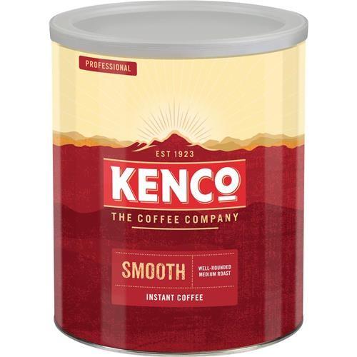 Kenco Smooth Instant Coffee Granule 750g