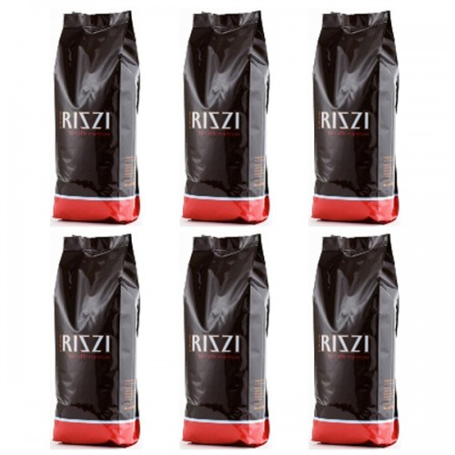 Rizzi Barcaffe Beans 6x500g