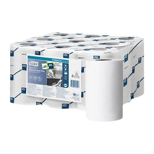 Tork Reflex Wiper Paper Plus