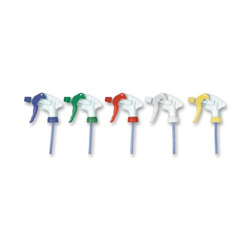 Trigger Spray Adjustable Green/White