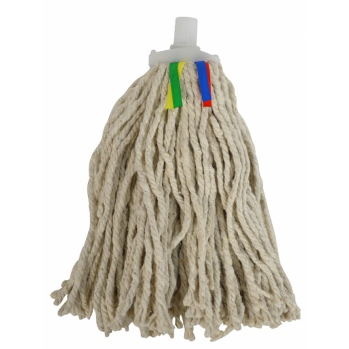CHSA #14PY Cotton Mop ( Colour Coded Tag