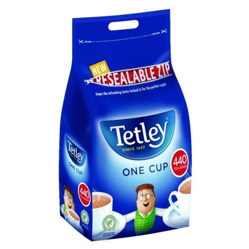 Tetley One Cup Tea Bag (Pack of 1100)