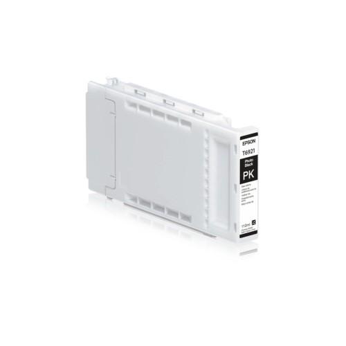 Epson T692100 UltraChrome XD Photo Black Ink Cartridge (110ml) for SureColor SC-T3000/SC-T5000/SC-T7000 Large Format Inkjet Printers