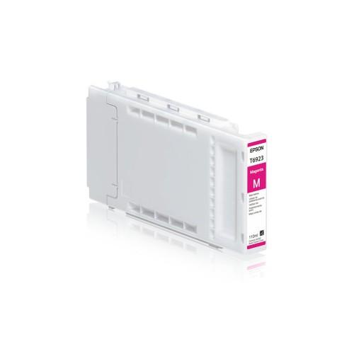 Epson T692300 UltraChrome XD Magenta Ink Cartridge (110ml) for SureColor SC-T3000/SC-T5000/SC-T7000 Large Format Inkjet Printers