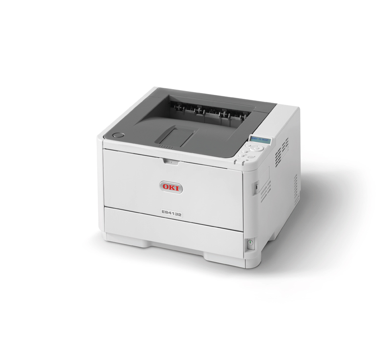 OKI ES4132dn High performance A4 mono printing for the more demanding user