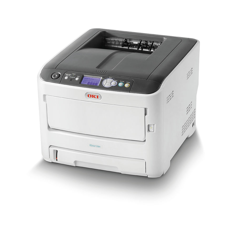 OKI ES6412dn-Multi What every busy office needs