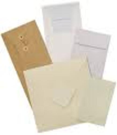 4.25 x 4.25 inches Manilla Self Seal Envelopes Box 1000 70gm