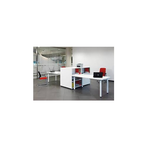 ACTIU COOL SINGLE WORKSTATION