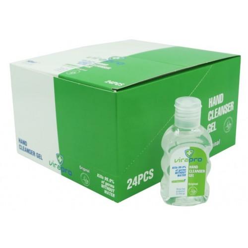 ViraPro 50ml Alcohol Gel Hand Sanitiser 70% Alc.