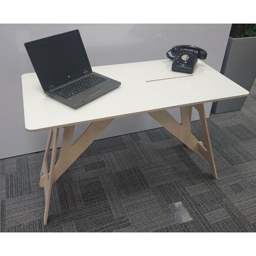 Work from Home Desk. Very Versatile Desk for the Home Office. 1150mm Wide X 580mm Deep X 750mm Tall