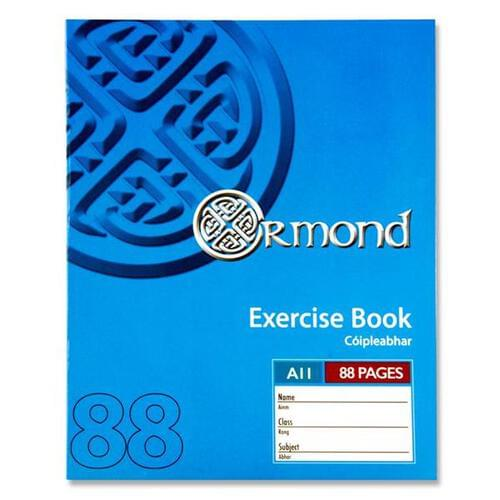 Ormond Pkt.10 88pg A11 Copies (Pack of 10)