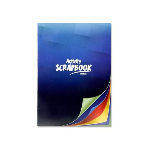 Premier A4 32pg Scrapbook