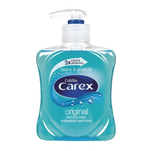 Carex Liquid Hand Soap 250ml (Pack of 2) 0604025