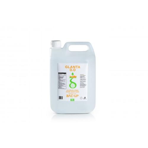 5 Litre Glanta 0.0 Alcohol Free Liquid