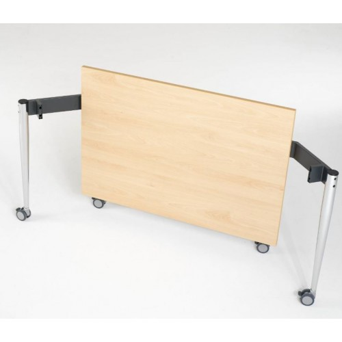 Mobile Tilt Top Table