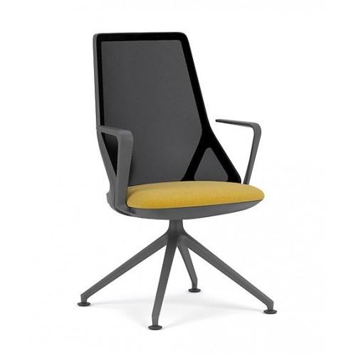 Tall Mesh Back Meeting Chair