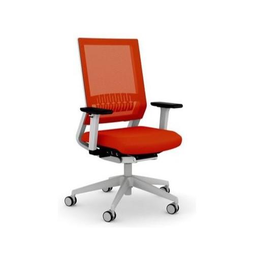 Impulse Mesh Back Chair with Lumbar
