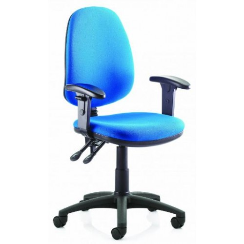 Entry Level Task Chair with Optional Arms Rests