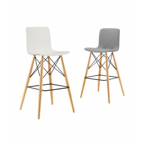The Classic Wooden Frame Stool
